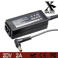 40w Ac Adapter For LENOVO S10e 20V 2A AC Adapter for Lenovo power supply 5.5*2.5mm