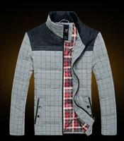 2014 New 90% White Duck Down Park/ Winter Men's Thick Warm Short Down Jacket winter jacket M-XXXL & Free Shipping