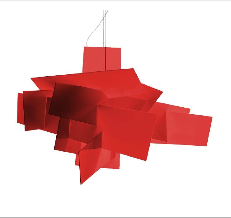 Moderno Foscarini Big Bang accatastamento creativo lampadario illuminazione moderna arte lampada da pandant soffitto e27 lampadine a led 90-260v d65cm/95cm