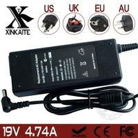 19V 4.74A 90W 5.5*2.5 Laptop AC Power Adapter Charger for TOSHIBA Equium L40 U300 Satellite A105+ EU/AU/US/AU Plug