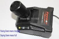 Replacement Battery and Charger for BOSCH AL1130V BC430 + 10.8V/12V 1.5Ah BAT411 GSB 10.8 GSR 10.8 V-Li  Battery