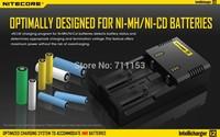 Universal Cylindrical cell  smart charger for 18650 26650 14500 16340 AA AAA AAAA li-ion Ni-Mh battery