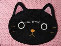 Free shipping cartoon cat mat printed acrylic indoor mat door mat