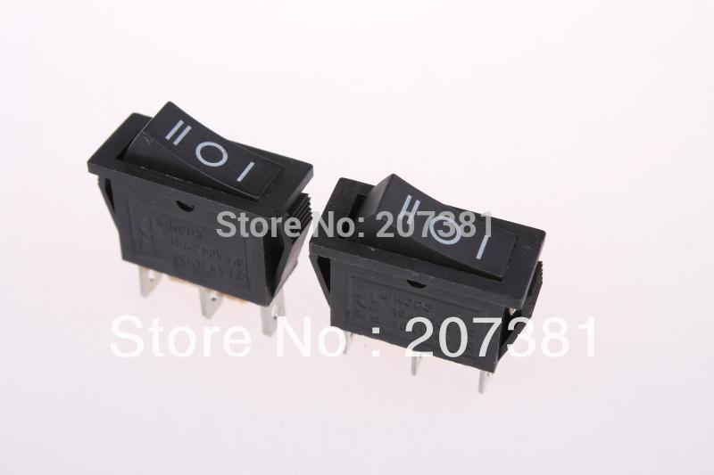 Кулисный переключатель Creapy 5Pcs rl1/3 3/spdt KCD3-103 кулисный переключатель switch spdt 3 dc 12v
