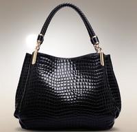 2014 Fashion Desigual Brand Women Handbag Bolsas Femininas Leather PU Crocodile Bags Large Capacity Tote Vintage Evening Bags