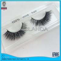 UPS Free Shipping 200pair/lot Thick False Eyelashes Mink Eyelash Eye Lashes Makeup AFM007 Natural Long High Quality