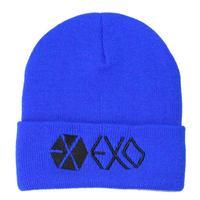 2015 NEW FASHION KOREAN KPOP EXO EXO-M EXO-K KNIT BEANIES BRAND SOFT KNITTING HAT