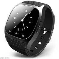 Bluetooth Smart Watch M26 1.4 touch screen+caller ID display+ SMS Reminding+anti-lost+handsfree+waterproof for android phone