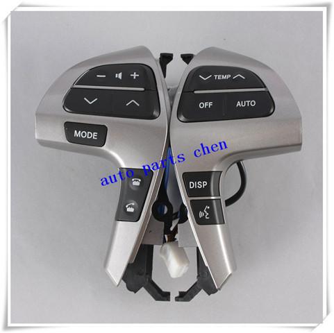 Steering Wheel Audio Control /Steering Wheel Switch For TOYOTA HILUX / VIGO /COROLLA /CAMRY /HIGHLANDER /INNOVA 84250-0E220(China (Mainland))