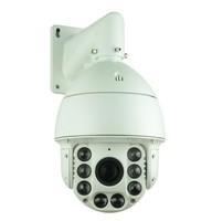 FULL Metal 36X Zoom Outdoor 250m Laser IR-CUT 1200 TVL HD PTZ CCTV Speed Dome Security Camera