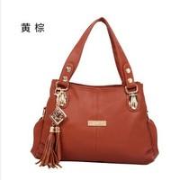 Women's handbag 2014 bags casual tassel women's handbag cross-body shoulder bag female