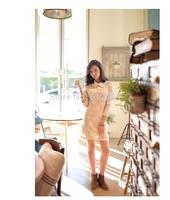 Woman Dress Autumn 2014 For Desigual Dress And women Lace dress