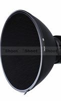 "iShoot 14"" Studio Flash Radar Reflector Sofbox Beauty Dish + White Diffuser + Honeycomb Grid for BOWENS Monolight Stobe -HOT"