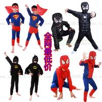 Halloween child clothes straitest child clothes super man