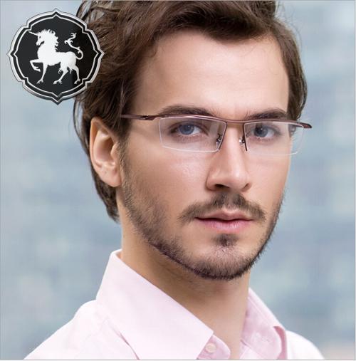 hot sell 2014 Sports eyewear tr90 titanium myopia glasses frame comfortable slip-resistant eyeglasses frame(China (Mainland))