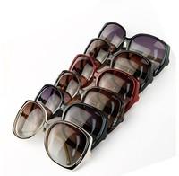 Women's Polarized Sunglasses UV 400 Patchwork  Sunglasses Classical Women's Ivory black color Sun shade glasses