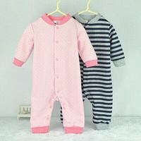 comfortable cotton and long sleeve baby romper for winter,simple design fantasia infantil for menina menino new roupas para bebe