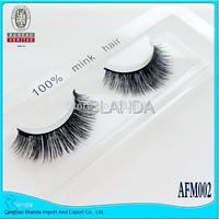 UPS Fastest Shipping! 40pair/lot Thick False Eyelashes Mink Eyelash Lashes Voluminous Makeup eye beauty real soft mink hair