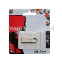 50PCS DHL free shipping selling classic personality Mini Metal usb flash drive pen drive 8GB/16GB/32GB/64GB/128GB/256GB/512GB