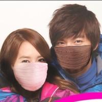 Cartoon fashion thermal masks personality masks yarn masks