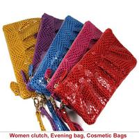 Genuine Leather Women Clutch Mini Women Bag Fashion Women Evening Bags Small HB-225