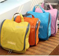 Free Shipping waterproof cosmetics bags offers makeup Korea multifunctional organizer hanging wash bag travel necessaries case