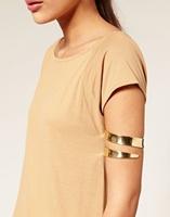 [Min. 6$] 201 Arm Cuf bracelets & bangles slave harness chain armlet upper fashion accessories (B2-308)