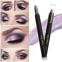 HOT Sugar Box Jumbo Eye Pencil Eyeshadow Pen Glam Shadow Stick 10 Colors Optional S12