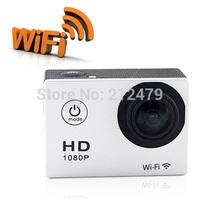 Original WiFi Version Gopro SJ4000 Action Camera Diving 30M Waterproof Sport Camera 1080P Full HD Car DVRs  Extreme Sport Style