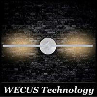 (WECUS) Free shipping, patent design, new product, LED corridor lamp, corridor / entrance / balcony lamp,2 heads 14W,XJ-BD-0047