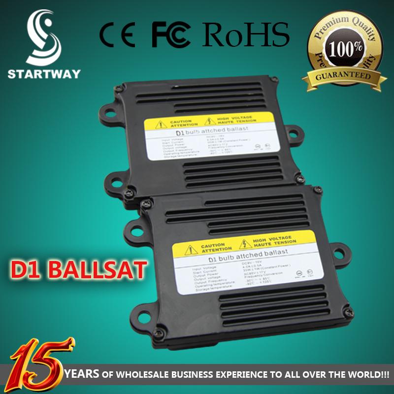 Источник света для авто Startway Blokcs 9v/16v 35w D1 D1s D1r D1c