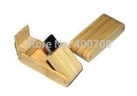 real 2gb 4gb 8gb 16gb 32gb Box klappbar Wood wooden USB Flash drive stick Pen Drive udisk pen key thumb drive udisk  10pcs/lot