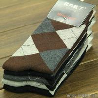 10pairs/lot  2015 men casual socks  fashion socks male sock multi color