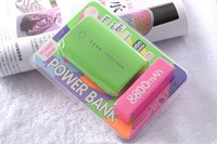 100% Original Ultra-thin Power Bank 8800mAH High Capacity Portable Rechargeable External Battery For All Phone