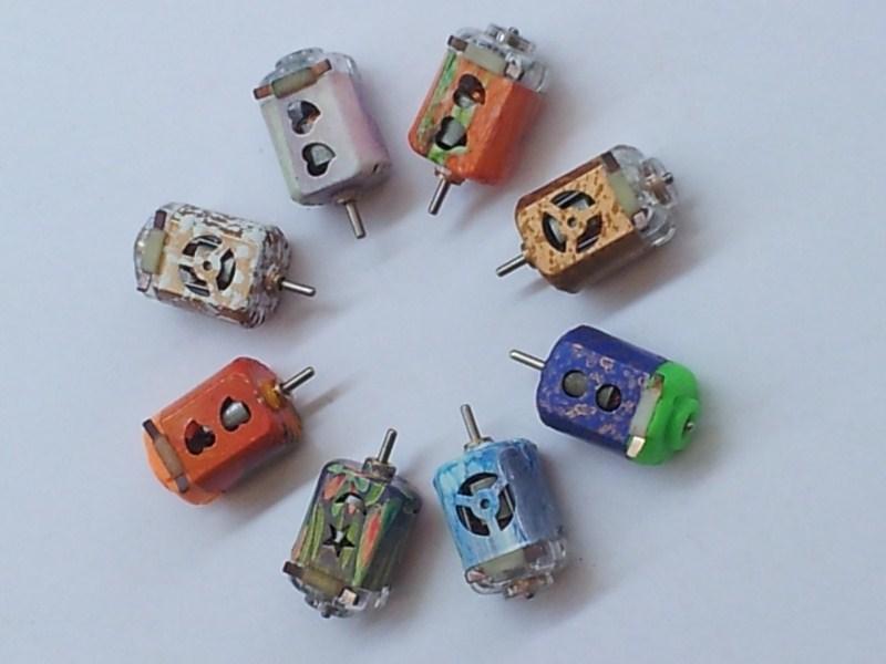 Small Motor Toys 121