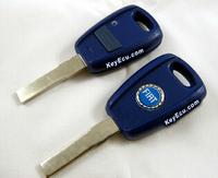 BRAND NEW Penggantian Shell Jauh Key Kasus Fob 1 Tombol untuk Fiat Punto Doblo Bravo