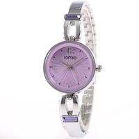 High-End Brands KIMIO Watches Women'S Fashion Leisure Watches New Steel Band Bracelet Quartz Watch