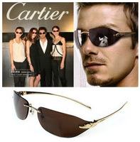 Authentic Cartr sunglasses men sunglasses yurt driver mirror polarized glasses female leopard head