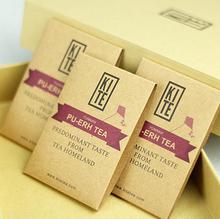 Royal Puer Tea Whole Leaves Pu er tea in Pyramid Tea Bags Country of origin China