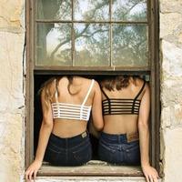 Superb! 1PC Sexy Crop Tops Women Strap Blouse Vest Cut Out Shirt Summer Beach Tank FreeshippingAlipower