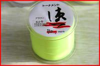 Japan imported strand wear-resisting 300m speed Floating angeles nylon fishing line fishing line fishing main sea