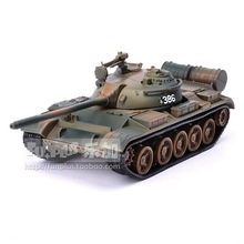 High Simulation Model Toys: The Former Soviet Union T55 Main Battle Tanks Model Alloy Tank Model Excellent Gifts(China (Mainland))