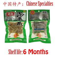 5 pcs X 100g chinese food Spicy chicken feet with Pickled Peppers Vacuum-packed