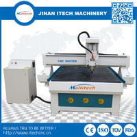 Engineers available to service overseas wood cnc router