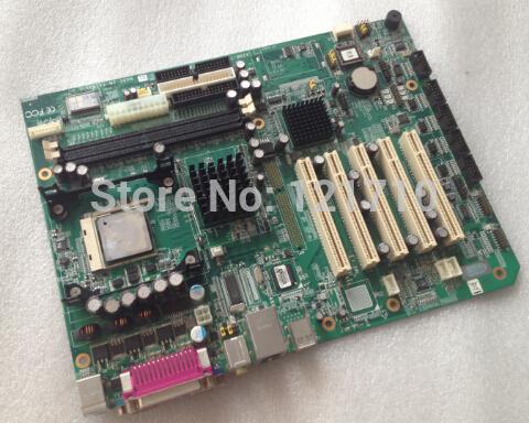 Industrial equipment mother board Advantech AIMB-740-6CB1 REV.B1 with 6 serial port(China (Mainland))