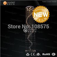 2014 hot sale S shape crystal chandelier  lighting  ,new style crystal lamp om8802