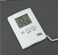 In Out Max Min Digital Temperature Meter with Sensor