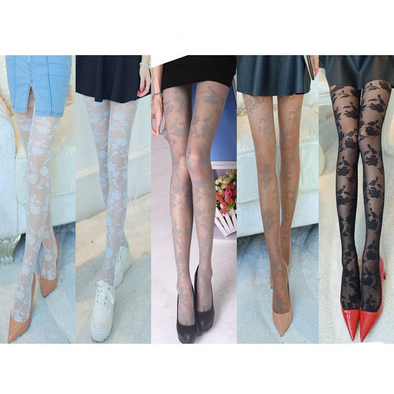 2014 New Sexy Women Fashion Leggings,sexy Sheer Panthose Free shipping+Autumn and winter(China (Mainland))