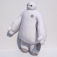 RETAIL 5pcs/lot 38CM The BIG Hero 6 Baymax plush dolls The Frozen OLaf snowman Baymax stuffed bececos toys