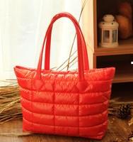 Cotton Handbag Women handbag women shoulder bag,warm handbag,Leisure feather F015